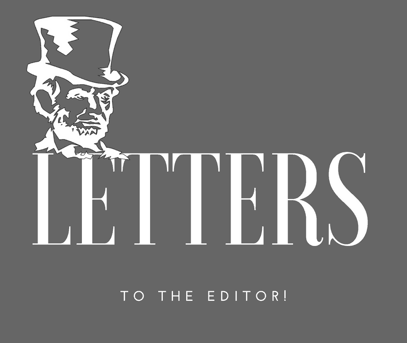 Letter: 1 Percent tax has always been a positive here