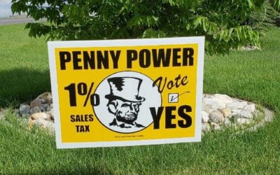 Show your support with a yard sign!